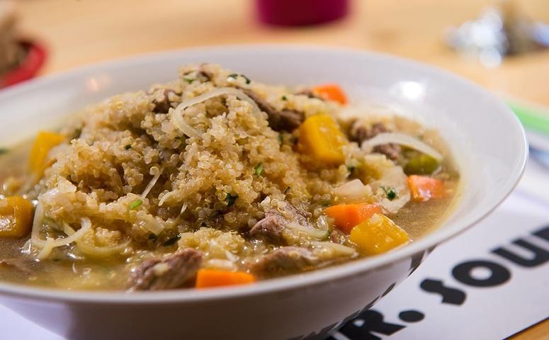 Mr Soup Cusco
