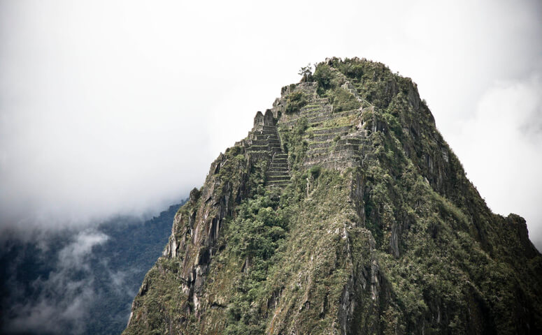 Huayna Picchu ruinas
