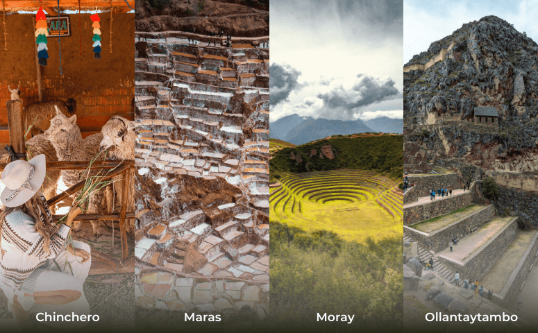 sites of our sacred valley tour